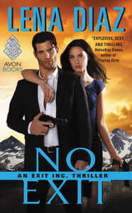 Foto Cover di No Exit, Ebook inglese di Lena Diaz, edito da HarperCollins