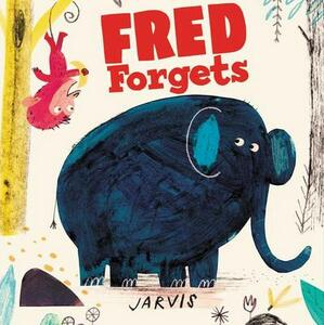 Fred Forgets - Jarvis - cover