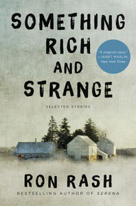 Ebook in inglese Something Rich and Strange Rash, Ron