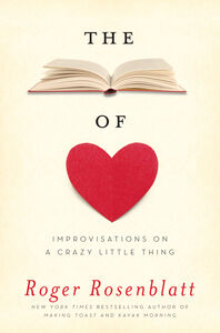 Foto Cover di The Book of Love, Ebook inglese di Roger Rosenblatt, edito da HarperCollins