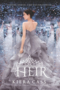 Ebook in inglese The Heir Cass, Kiera