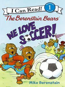 Ebook in inglese We Love Soccer!
