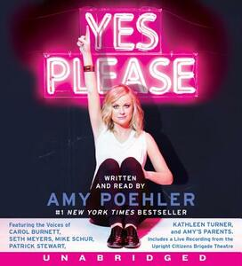Yes Please CD - Amy Poehler - cover