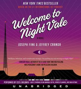 Welcome to Night Vale - Joseph Fink,Jeffrey Cranor - cover