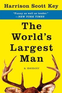Foto Cover di The World's Largest Man, Ebook inglese di Harrison Scott Key, edito da HarperCollins