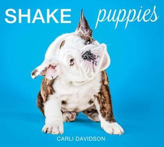 Shake Puppies - Carli Davidson - cover