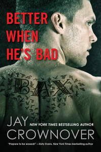 Ebook in inglese Better When He's Bad Crownover, Jay