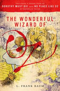 Foto Cover di The Wonderful Wizard of Oz, Ebook inglese di L. Frank Baum, edito da HarperCollins
