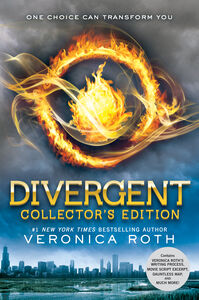 Ebook in inglese Divergent Collector's Edition Roth, Veronica