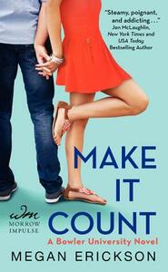 Make It Count - Megan Erickson - cover