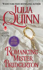 Romancing Mister Bridgerton - Julia Quinn - cover