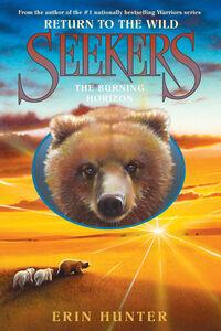 Foto Cover di The Burning Horizon, Ebook inglese di Erin Hunter, edito da HarperCollins