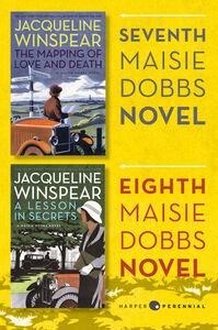 Foto Cover di The Mapping of Love and Death & A Lesson in Secrets, Ebook inglese di Jacqueline Winspear, edito da HarperCollins