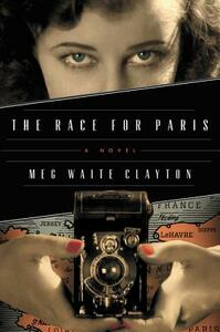 The Race for Paris - Meg Waite Clayton - cover