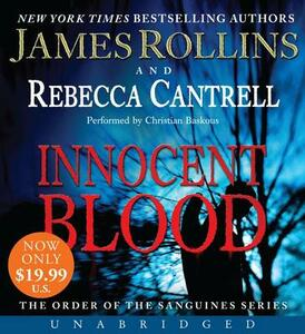 Innocent Blood - James Rollins,Rebecca Cantrell - cover