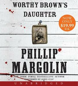Worthy Brown's Daughter - Phillip Margolin - cover