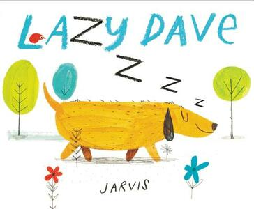 Lazy Dave - Jarvis - cover