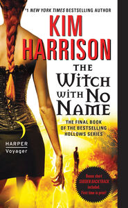Ebook in inglese Witch with No Name Harrison, Kim