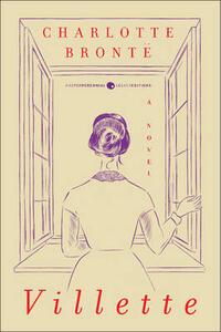 Villette - Charlotte Bronte,Mallory Ortberg - cover