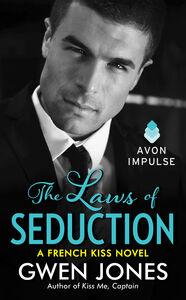 Foto Cover di Laws of Seduction, Ebook inglese di Gwen Jones, edito da HarperCollins