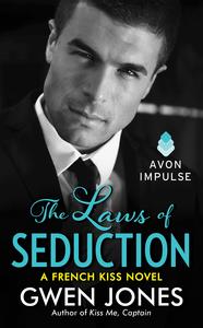 Ebook in inglese Laws of Seduction Jones, Gwen
