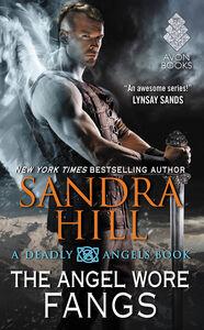 Foto Cover di The Angel Wore Fangs, Ebook inglese di Sandra Hill, edito da HarperCollins