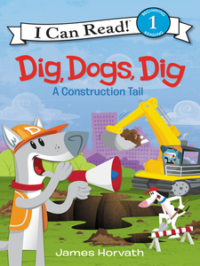 Ebook in inglese Dig, Dogs, Dig