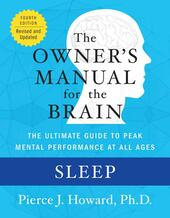 Sleep: The Owner's Manual