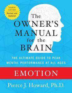 Foto Cover di Emotion: The Owner's Manual, Ebook inglese di Pierce Howard, edito da HarperCollins