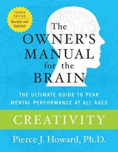 Foto Cover di Creativity: The Owner's Manual, Ebook inglese di Pierce Howard, edito da HarperCollins