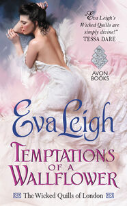 Foto Cover di Temptations of a Wallflower, Ebook inglese di Eva Leigh, edito da HarperCollins