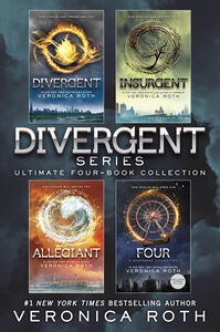 Ebook in inglese Divergent Series Ultimate Four-Book Collection Roth, Veronica