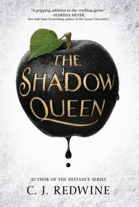 The Shadow Queen - C J Redwine - cover