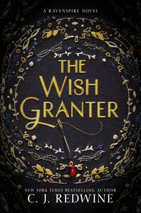 Ebook in inglese The Wish Granter Redwine, C. J.