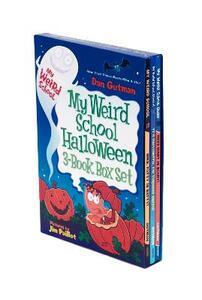 My Weird School Halloween 3-Book Box Set - Dan Gutman - cover