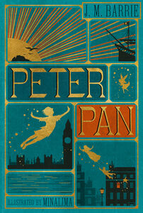 Foto Cover di Peter Pan, Ebook inglese di J. M. Barrie,Minalima Ltd., edito da HarperCollins