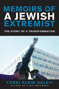 Ebook in inglese Memoirs of a Jewish Extremist Halevi, Yossi Klein