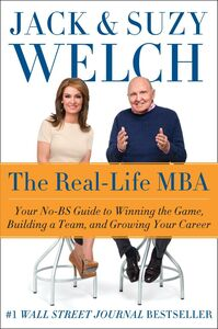 Ebook in inglese The Real-Life MBA Welch, Jack , Welch, Suzy