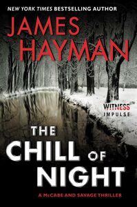 Ebook in inglese Chill of Night Hayman, James