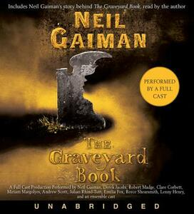 The Graveyard Book - Neil Gaiman - cover