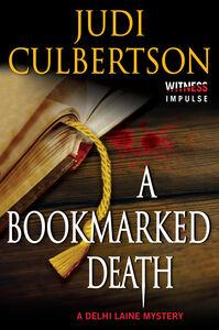 Foto Cover di A Bookmarked Death, Ebook inglese di Judi Culbertson, edito da HarperCollins