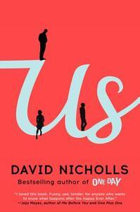 Us - David Nicholls - cover