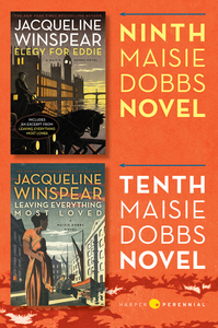 Ebook in inglese Maisie Dobbs Bundle #4: Elegy for Eddie and Leaving Everything Most Loved Winspear, Jacqueline