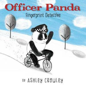 Officer Panda: Fingerprint Detective - Ashley Crowley - cover