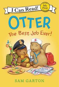 Otter: The Best Job Ever! - Sam Garton - cover