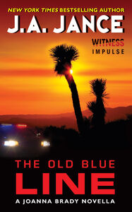 Ebook in inglese Old Blue Line Jance, J. A.