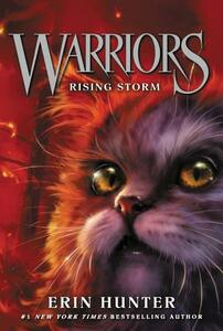 Warriors #4: Rising Storm - Erin Hunter - cover