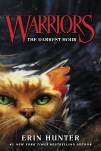 Warriors #6: The Darkest Hour - Erin Hunter - cover