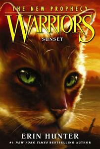 Warriors: The New Prophecy #6: Sunset - Erin Hunter - cover