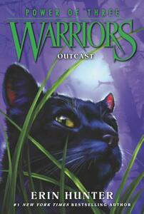 Warriors: Power of Three #3: Outcast - Erin Hunter - cover